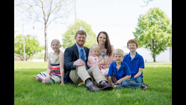 Welcome, Campbell family!