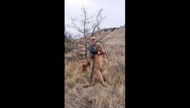 """""""There is no deer that could possibly compare to what I experienced on that cat hunt,"""" exclaimed Branden West, seasoned hunter and guide."""