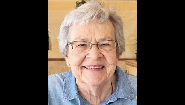 Margaret Louise Kraft Bousfield, age 82