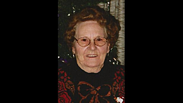 Margaret Henriksen, age 92